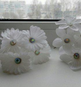 Шпильки цветы