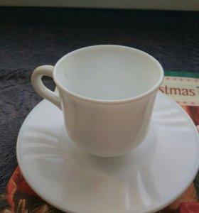 Кофейный набор 6 пар