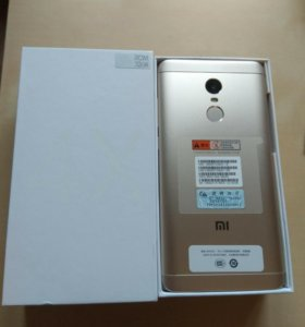 Xiaomi Redmi Note 4 Gold 3/32