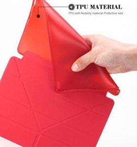 Мягкий чехол для iPad Mini 1-2-3-4 силикон TPU