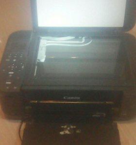Принтер струйный CANON MG 4240