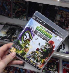 Plants vs zombie garden warfare PS3