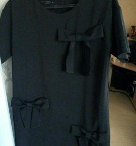 Платье-туника р.46-50,можно беременным
