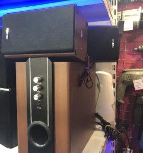 Новая акустика Sven 2.1 sps820