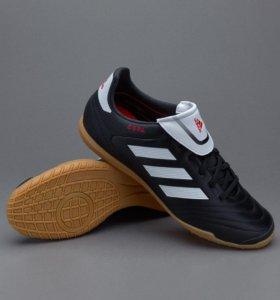 Оригинальные новые футзалки Adidas