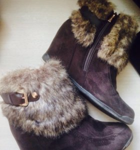 Обувь Zenden на скрытой платформе