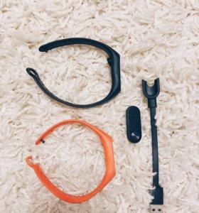 Фитнес трекер браслет Xiaomi Mi Band 2