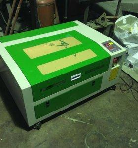 Лазерный гравер 60w