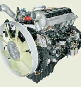 Кап ремонт двигателей грузовой техники