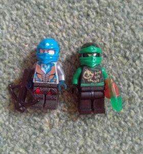Лего человечки