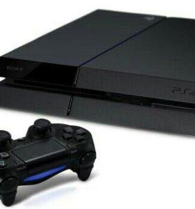 Прокат приставки PlayStations 4