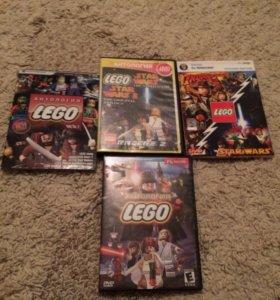 """Игры на пк """"LEGO"""""""