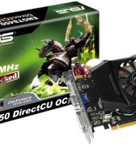 Видеокарта GTS 450 1gb oc
