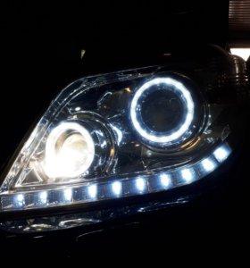 Головной свет Lend Cruzer Prado 150