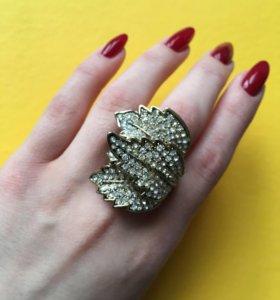Потрясающее кольцо! Новое!