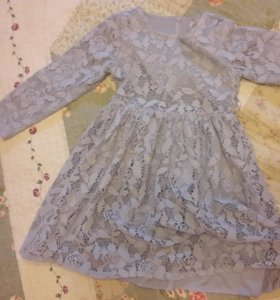 Платье для девочки 110
