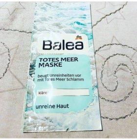 Очищающая маска Balea. Немецкая косметика