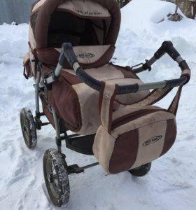 Детская коляска-трансформер Aro Lex-2 б/у