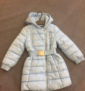 Пальто осень/зима для девочек