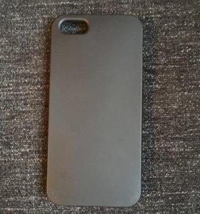 Чехол для IPhone 5 5S SE Черный