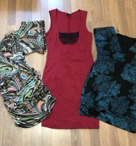 Пакет платьев 44-46 размер