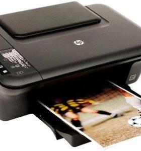 Цветной принтер HP Deskjet 2050