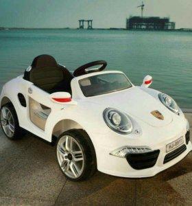 Электромобиль Porsche 911 новый