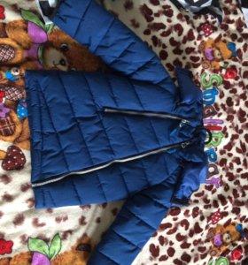 Зимняя куртка ,Детская