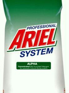 Профессиональный стиральный порошок Ariel 15 кг