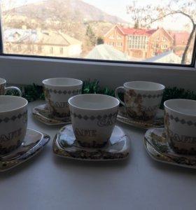 Набор для кофе чая 🌸