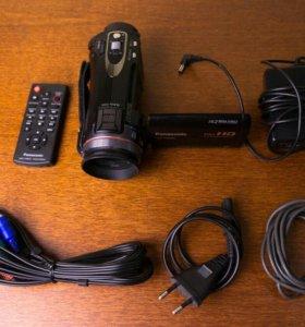 Panasonic HDC-TM900 FullHD, 50 к/с. стаб (2 фото)