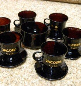 Кофейный сервиз jacobs