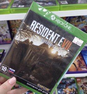 Resident evil 7 (новый)