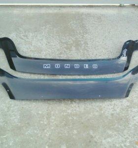Мухобойки на Форд-Фокус 2,Форд-Мондео 4,Ваз2114.