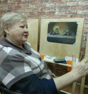 Мастер-классы по живописи для взрослых