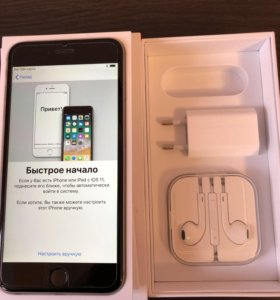 iPhone 6 plus 128 Gb Space Gray