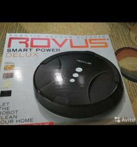 Робот пылесос Rovus