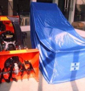SBC-13A. Чехол для хранения снегоуборочной машины