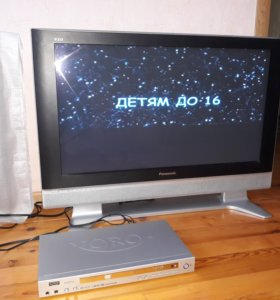 """Телевизор плазма 37"""""""