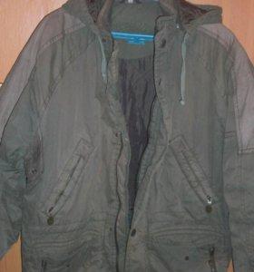 Куртка мужская Bezanti