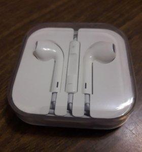 Наушники EarPods оригинальные