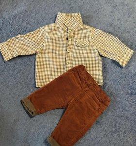 Рубашка и штанишки