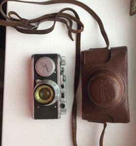 Фотоаппарат зорький