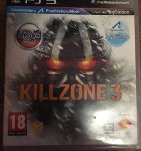 Диск KILLZONE 3 PS3