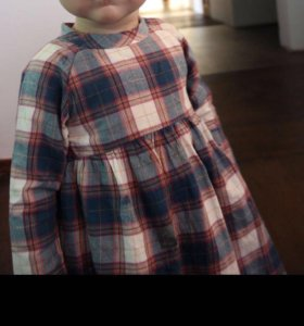 Стильное платье mothercare