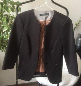Пиджак укороченый Reserverd