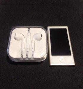 iPod nano 7 16 gb gold