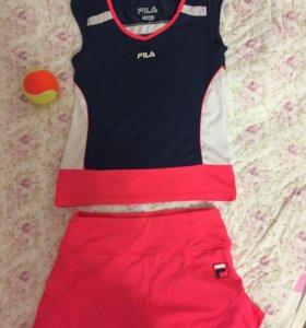 Теннисная одежда для девочки