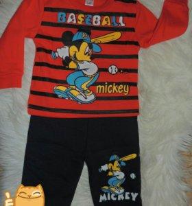 Детский костюмчик (начес)