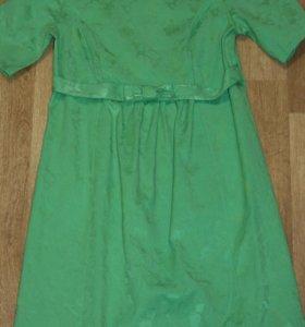 Красивое платье для беременности и кормления